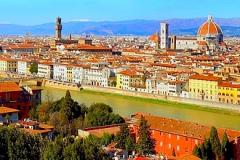 Blick-Florenz