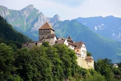 Schloss-Vaduz-Liechtenstein