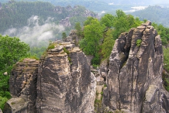 Bastei-Elbsandsteingebirge
