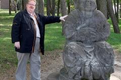 Humor-Buddha-Worpswede-ich