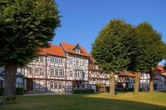 KIrchplatz-St-Nicolai-Lemgo