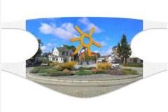 Grömitz-Sonne-Maske