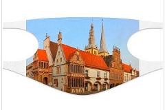 Rathaus-Lemgo-Maske