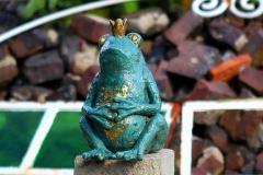 Froschkönig-Blöcher