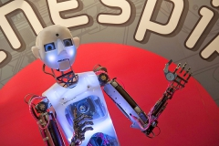Roboter-CeBIT2012