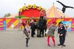 Circus-Probst
